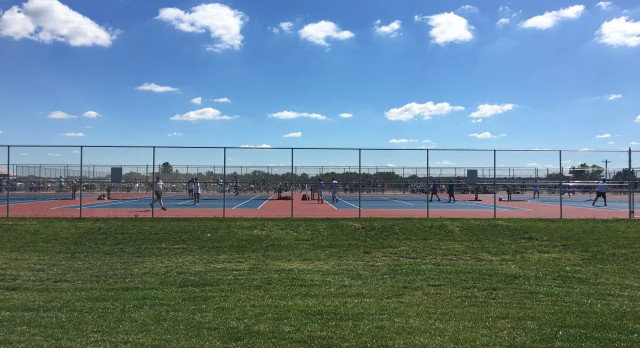 Huntington North Wins West Noble Tennis Invite
