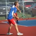 Varsity Boys tennis vs Fairfield 9-13-16