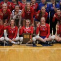 Volleyball Sectionals WN vs Northwood 10-22-16