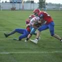 JV Football vs Lakeland 10-3-16