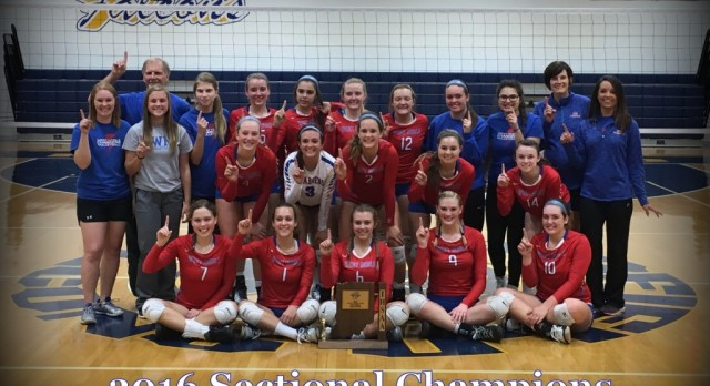 Chargers Top Falcons and Panthers For Sectional Championship