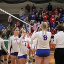 Volleyball Sectionals WN vs Tippy Valley 10-20-16