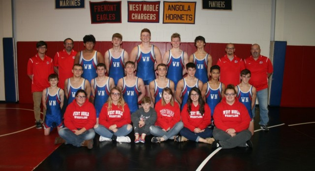 Chargers Top Westview in NECC Super Dual