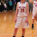 Varsity Girls basketball Sectional WN vs Fairfield 2-3-17
