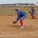 Varsity Softball scrimmage vs WV 3-21-17
