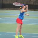 Girls Tennis vs Northridge 3-27-17