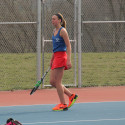 WN Girls Tennis vs EN 4-12-17