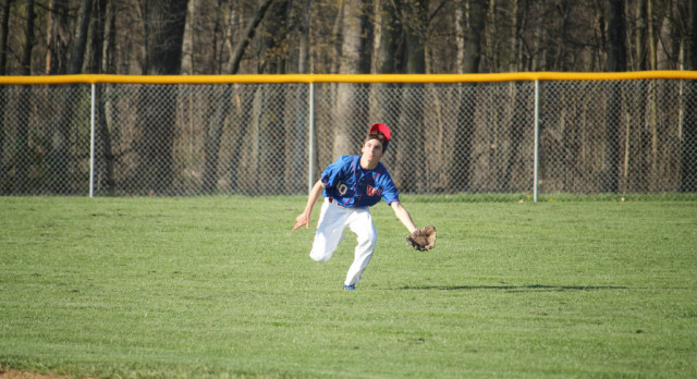 West Noble High School Junior Varsity Baseball beat Whitko High School 10-3