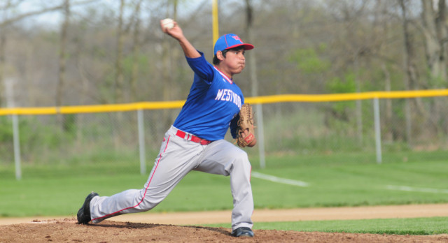 Chargers Top Garrett in NECC Tourney Baseball