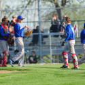WN vs. Garrett -NECC Baseball Pics 4/25/17