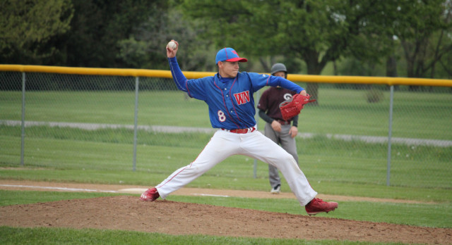 West Noble High School Junior Varsity Baseball beat Central Noble High School 10-9