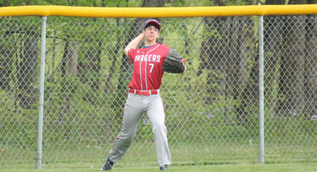 West Noble High School Varsity Baseball beat Wawasee High School 6-5