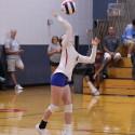 Varsity Volleyball vs Goshen 8-14-17