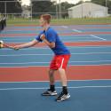 Boys Tennis vs Wawasee 8-24-17