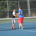 Boys Tennis WN vs Westview 8-28-17