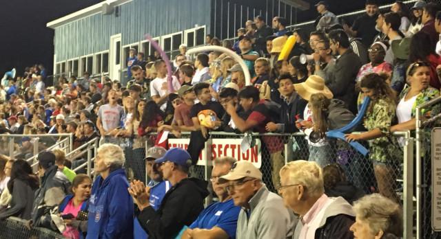 West Noble High School Varsity Football beat vs Wawasee HS 31-14