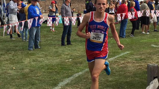 West Noble Boys Cross Country Team Wins Marion Invite Purple Division