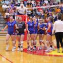 JV Volleyball WN vs Blackhawk Christian 9-19-17
