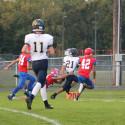 JV Football WN vs Fairfield 9-18-17