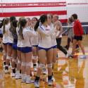 Varsity Volleyball WN vs Lakeland 9-5-17