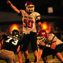 Varsity Football Pics- West Noble vs. Garrett