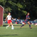 Girls Varsity Soccer WN vs Garrett 9-5-17