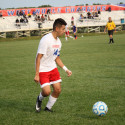 Boys soccer NECC WN vs Angola 9-11-17