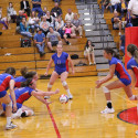 JV Volleyball WN vs Goshen Blue Blazers 9-11-17