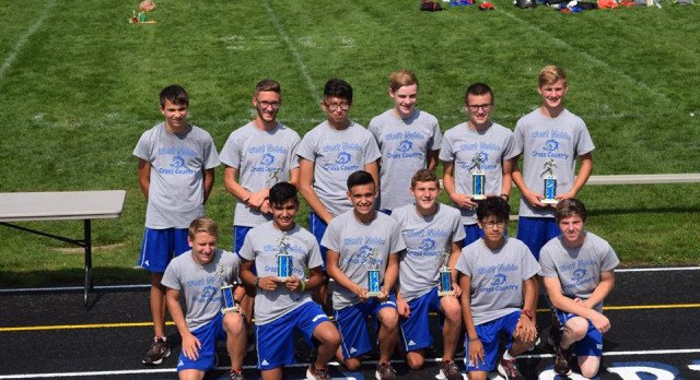 Host Chargers Win 47th Annual West Noble Invite Boys Race