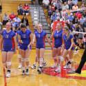 JV Volleyball WN vs Lakeland 9-5-17