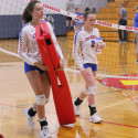 Varssity Volleyball WN vs Eastside 9-26-17