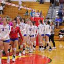 Varsity Volleyball vs Wawasee 10-3-17