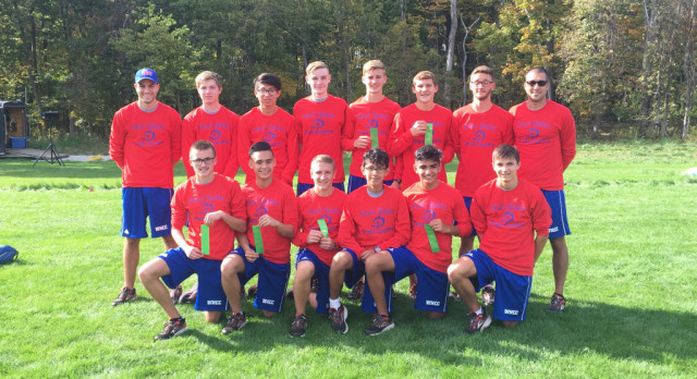 West Noble Boys Set For State XC Meet