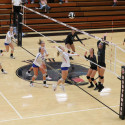 Volleyball Sectional WN vs Wawasee 10-12-17