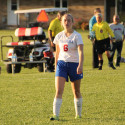 Girls Varsity Soccer WN vs Goshen- Senior Nite 9-28-17