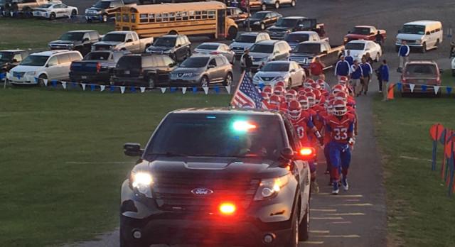 Chargers Top Prairie Heights in Varsity Football 42-6