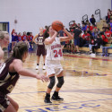 JV Girls BB WN vs Columbia City 11-7-17