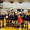 Girls volleyball – FHSAA district champions