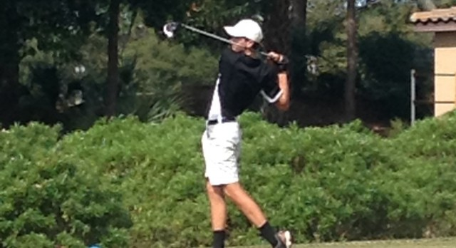 Providence School Boys Varsity Golf finishes 11th place
