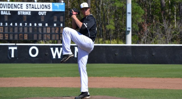 Providence Alum is Top Pitching Prospect of the Year