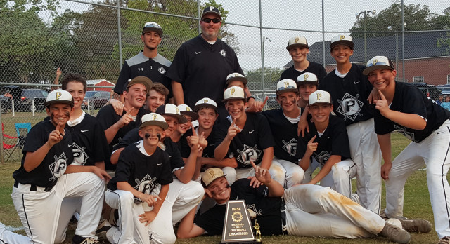 Providence School Middle School Baseball beat The Bolles School-San Jose Campus 7-2