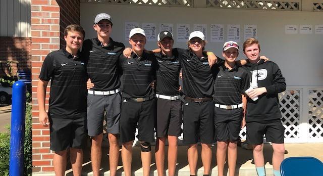 Providence Boys Golf Advances to State Tournament