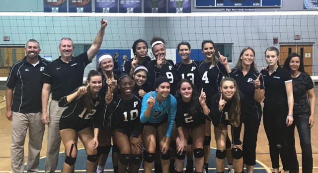 Volleyball Advances to State Final Four