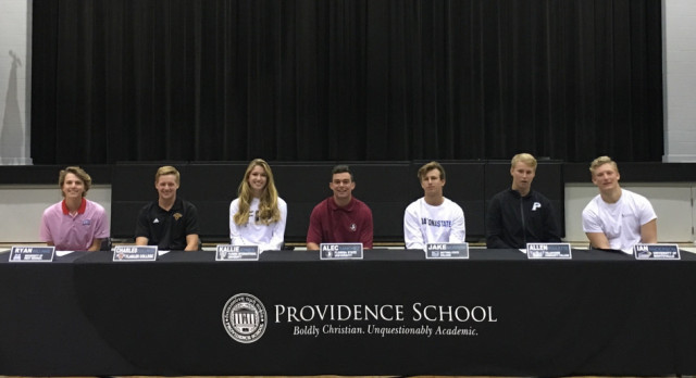 Class of 2018 Early Signing