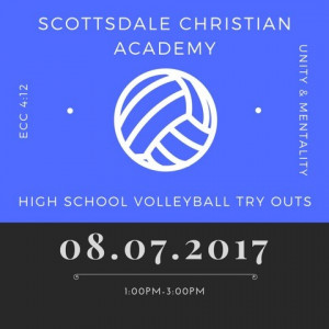 Vball Try-Out