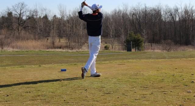Powers Catholic High School Boys Varsity Golf finishes 6th place