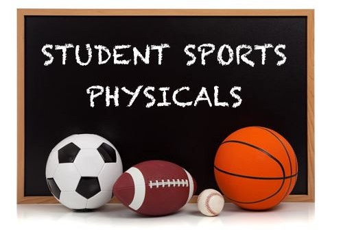Sports Physicals, August 3rd @ Powers Catholic