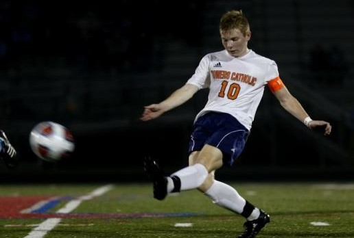 Mason Smith is Flint Journal Soccer Player of the Year