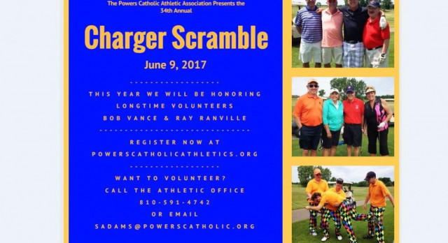 Charger Scramble Information – June 9