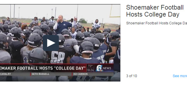 Shoemaker Hosts College Day